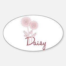 Daisy Flower Decal