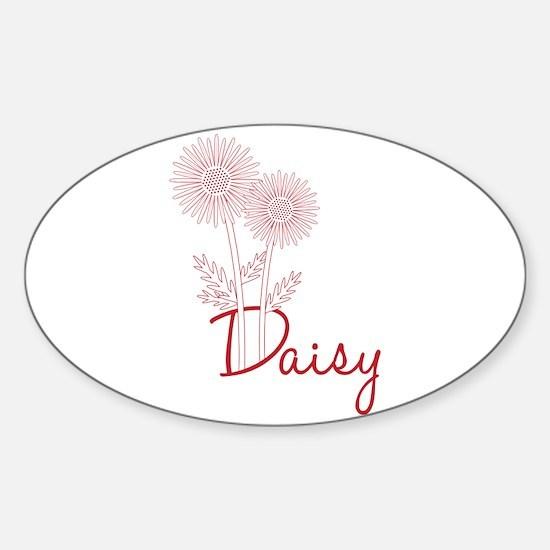 Daisy Flower Decal
