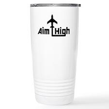 Aim High Travel Mug