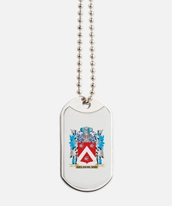 Cute Gelderland Dog Tags