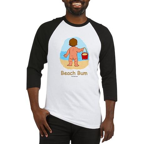 Beach Bum Baseball Jersey