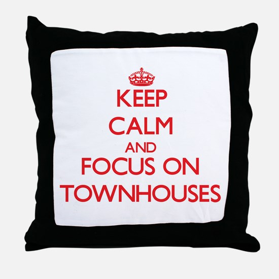 Unique Timeshare Throw Pillow
