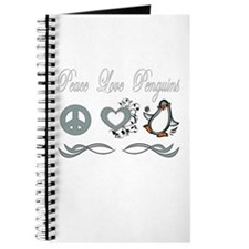 Cute Penguin lover Journal