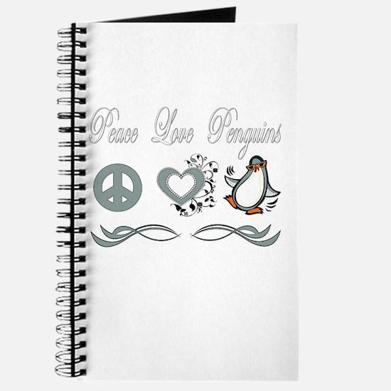 Unique Penguin Journal