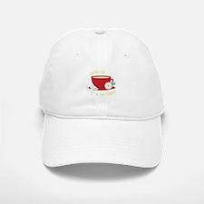 Tea Is Happiness Baseball Baseball Baseball Cap
