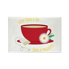 Tea Is Happiness Magnets