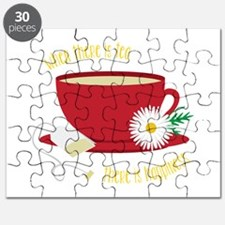 Tea Is Happiness Puzzle
