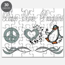 Unique Penguins Puzzle