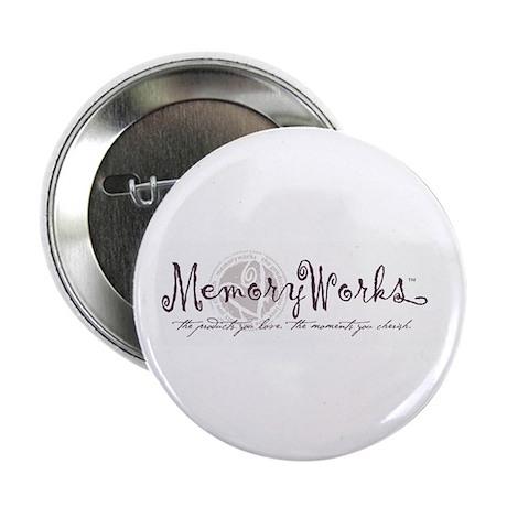 "MemoryWorks Logo 2.25"" Button (100 pack)"