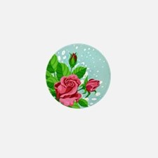 Roses- Mini Button