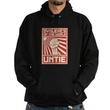 Dyslexics of the World UNTIE Hoodie