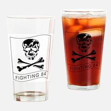 Unique 84 Drinking Glass