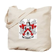 WALSH Coat of Arms Tote Bag