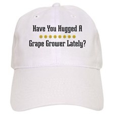 Hugged Grape Grower Baseball Cap