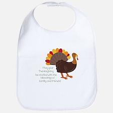 May Your Thanksgiving Bib