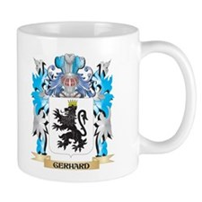 Gerhard Coat of Arms - Family Crest Mugs