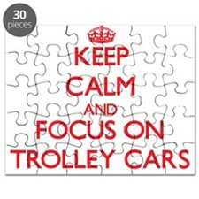 Unique Trolley cars Puzzle