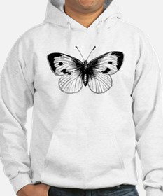 Unique Black butterfly Hoodie