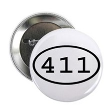 411 Oval Button