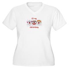 Its my 26th Birthday (Clown) T-Shirt