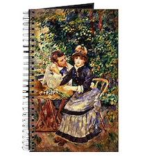 Renoir - In the Garden Journal