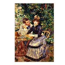 Renoir - In the Garden Postcards (Package of 8)