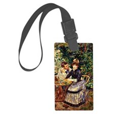Renoir - In the Garden Luggage Tag
