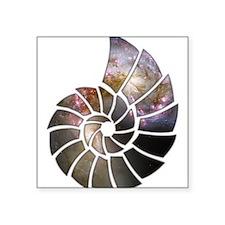 Cosmic Shell Sticker