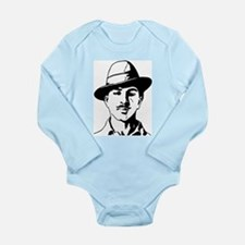 Bhagat Singh Indian Freedom Fighter Body Suit