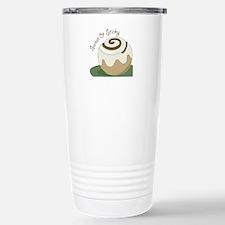 Sweet & Sticky Travel Mug