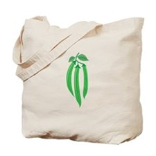 Bean Stalks Tote Bag