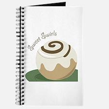 Sweet Swirls Journal