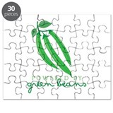 Green beans Puzzles