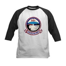 501st airborne squadron Baseball Jersey