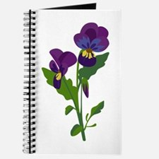 Sweet Violets Journal