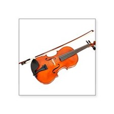 Beautiful Viola Musical Instru Sticker