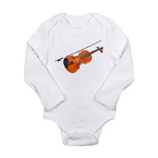 Beautiful Viola Musical Instrument Body Suit