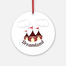 Dreamland Ornament (Round)
