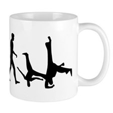 Evolution of Capoeira Mug