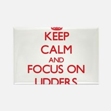 Keep Calm and focus on Udders Magnets