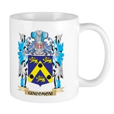 Giacomoni Coat of Arms - Family Crest Mugs