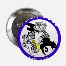 "Cute Fighting dogs 2.25"" Button (10 pack)"