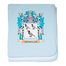 Cool Gia baby blanket