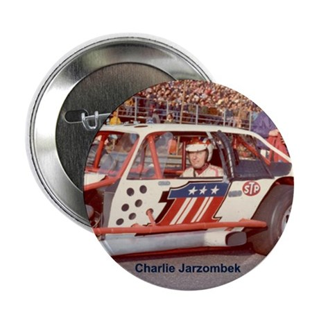 "CHARLIE JARZOMBEK 2.25"" Button (100 pack)"