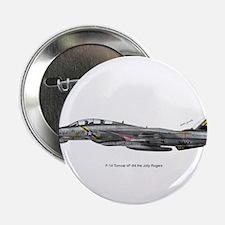 """Unique Fighter 2.25"""" Button (10 pack)"""