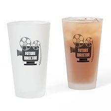 FUTURE DIRECTOR Drinking Glass