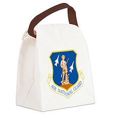 Unique Air force falcons Canvas Lunch Bag