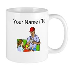 Custom Signing Autographs Mugs