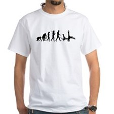 Evolution of Capoeira Shirt