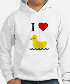 Cool Rubber duck Hoodie